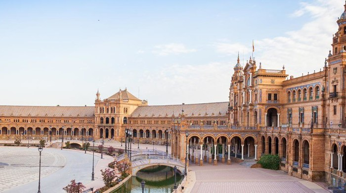 "★Sevilla★ ""Capital of Andalucia"""