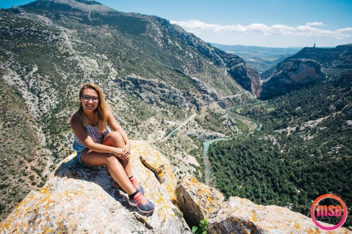★Mountain Day★ El Chorro Trekking, Lago & kayaking ★