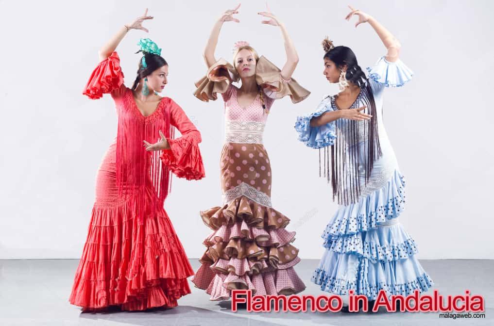 Flamenco in Andalucia