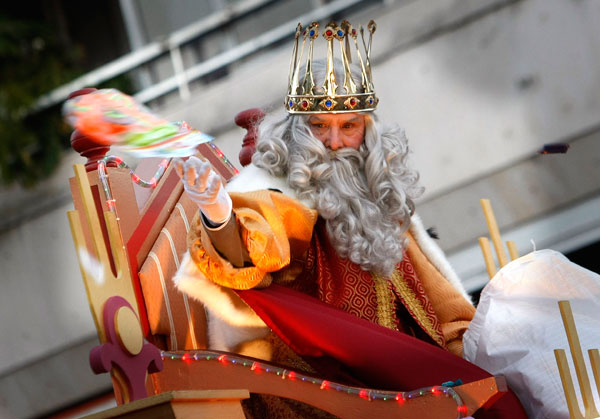Night of the Three Kings: Parade, history and curiosities