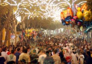 Torremolinos fair photo