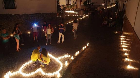 Luna Mora de Guaro festival