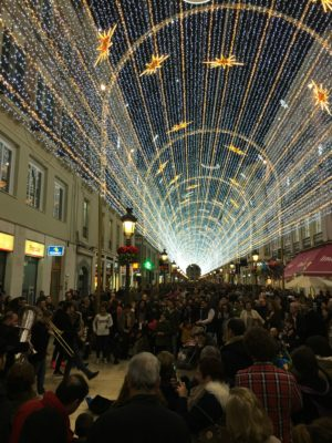 malaga christmas lighting 2016/2017