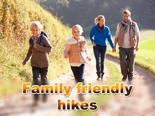 easy hiking trails