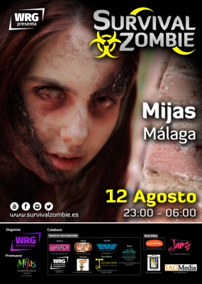 Survival Zombie in Mijas