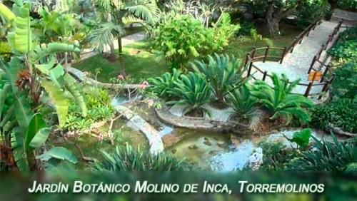 Botanical Garden in Torremolinos