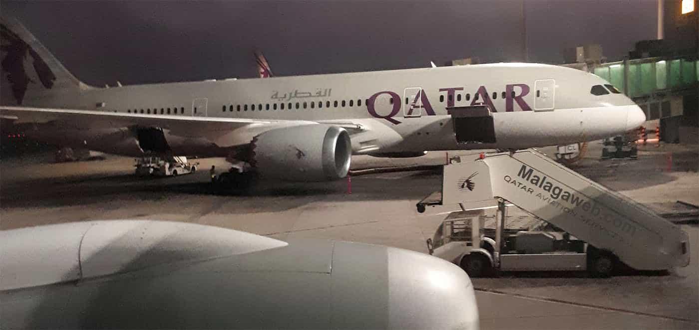 Qatar Airways Doha-Malaga