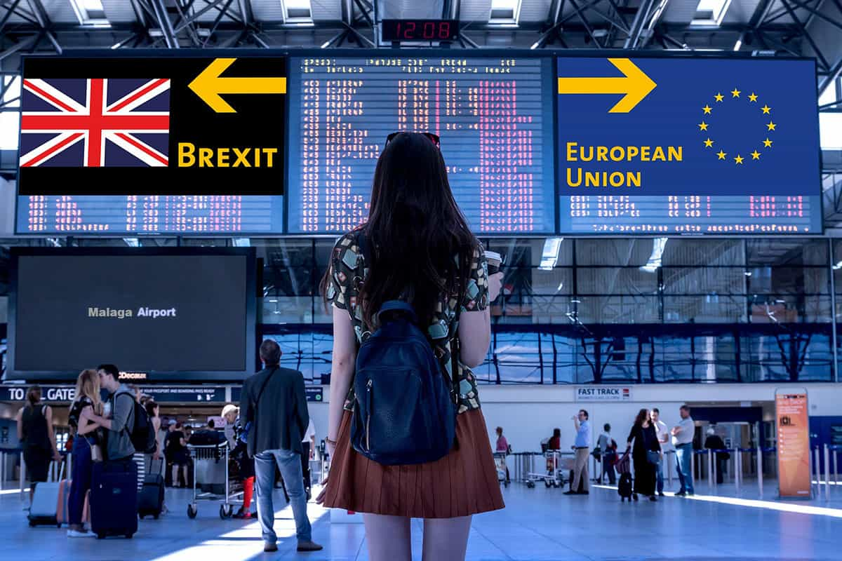 Brexit and Etias visa application