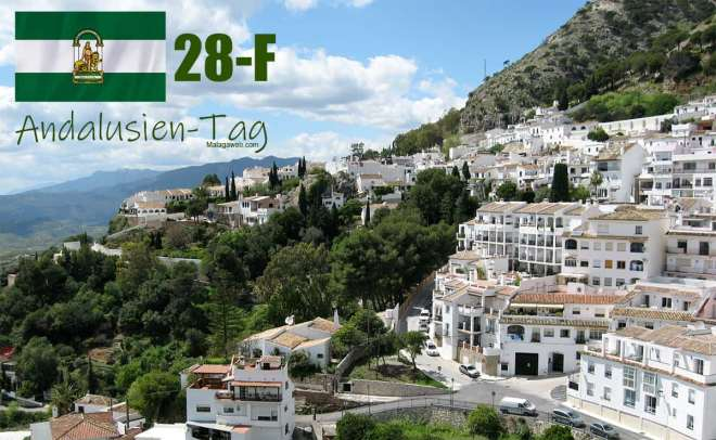 Andalusien-Tag in Mijas