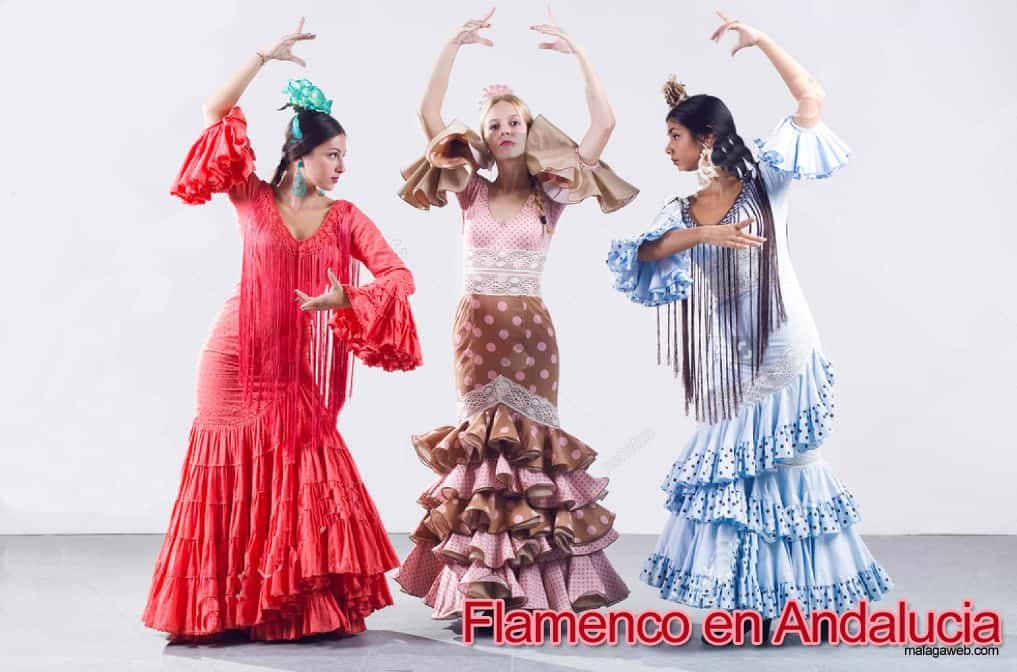 Flamenco, Verdiales und andalusische Folklore