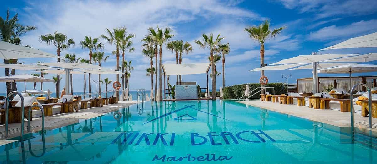 Nikki Beach Marbella 2019 - Weiße Eröffnungsparty & Rote Party
