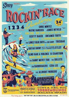Rockin Race Jamboree 2018