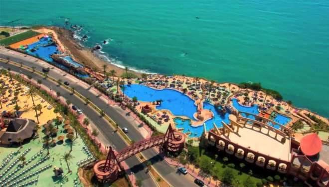 Resort with hotels for kids in Benalmadena, Malaga