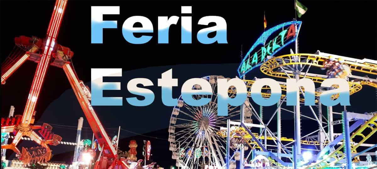 Feria de Estepona y Fiestas de San Isidro - Mayo y Julio en 2019