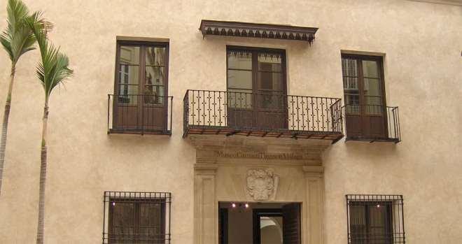 Carmen Thyssen Museum in Malaga