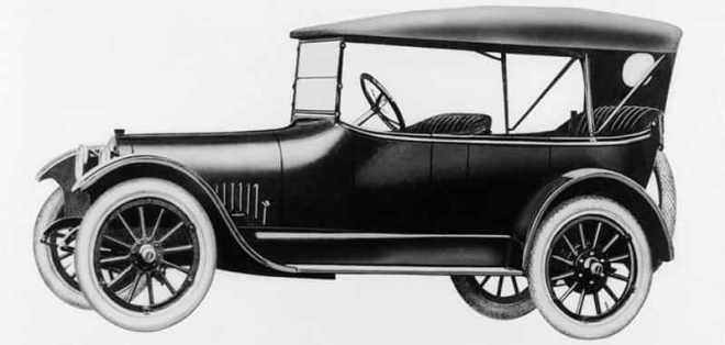 Buick de 1916