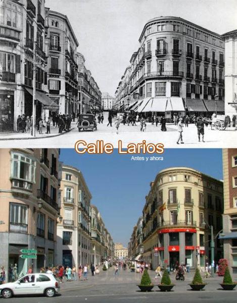 Calle Larios: De compras en las tiendas del centro de Málaga