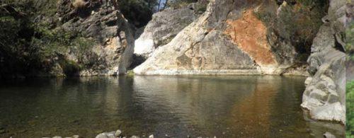 Charca de las nutrias en Estepona