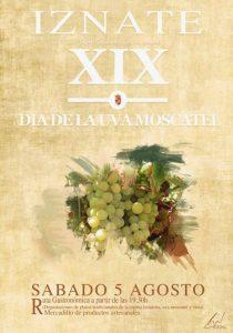 Día de la uva moscatel en Iznate