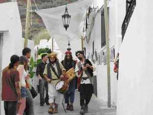 Fiesta del Monfí en Cútar