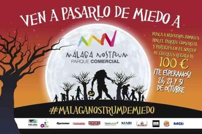 Halloween en Málaga Nostrum