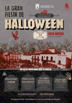 Halloween en Marbella