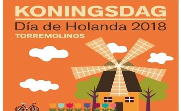 Koningsdag o Día de Holanda en Torremolinos