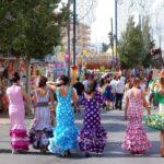 Malaga feria women