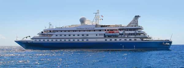 Seadream II - Crucero de lujo desde Málaga