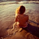 playa durante el terral, una buena opción