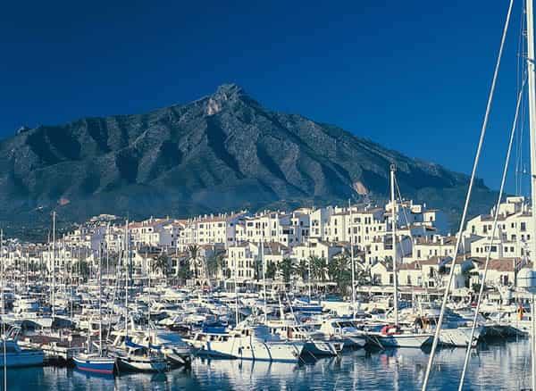 Puerto Banis in Marbella