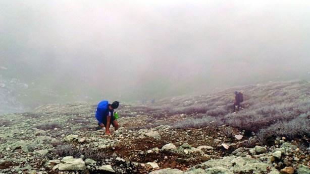 misty summit bid, mount apo