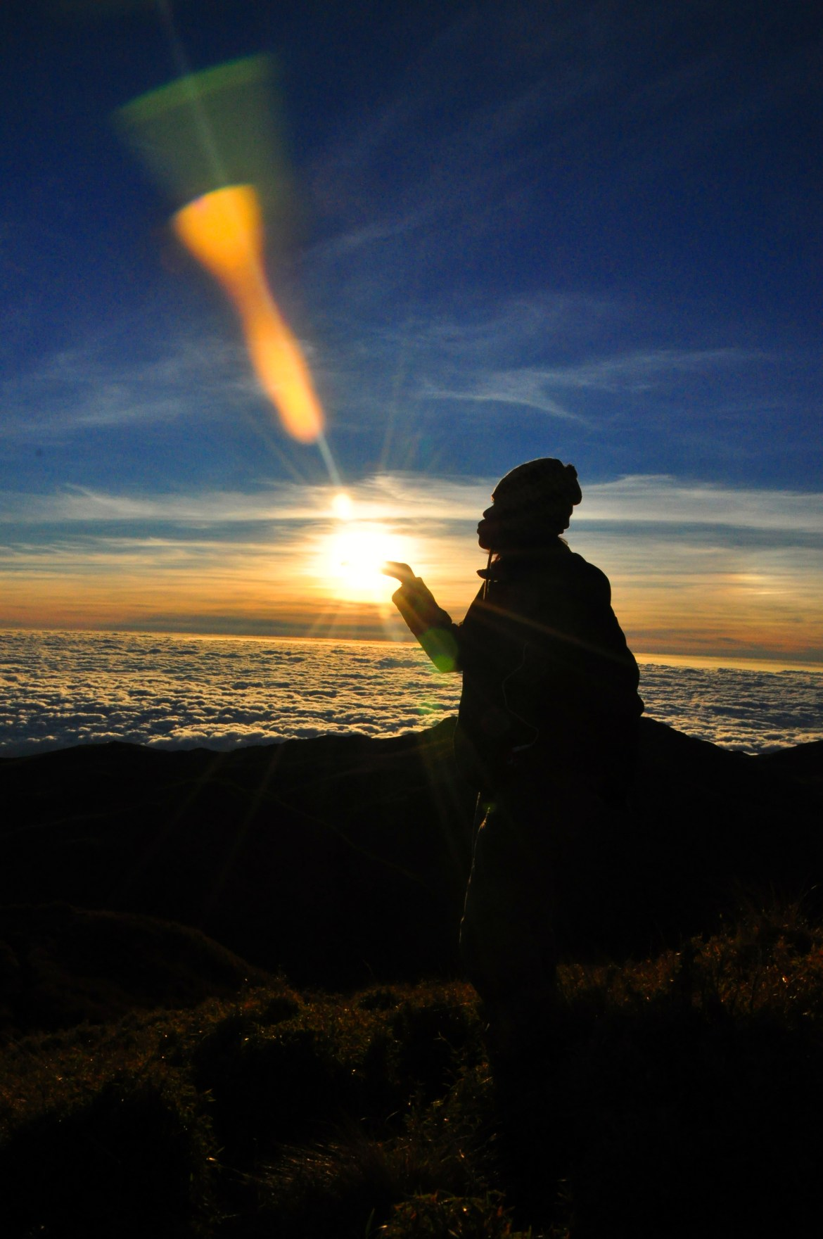 Life in Mt. Pulag by Janine Guadez