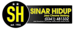 Logo Jasa Chrome Malang