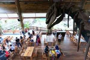 Food Court Dino Park