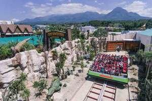 Jelajah 5 Zaman Dino Park