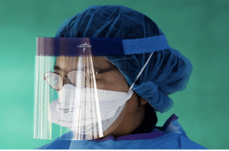 Rotary Global Grant Approved for $45,000 in PPE