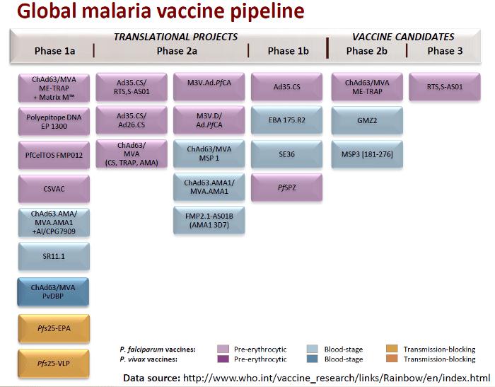 Malaria Vaccines – Malaria Site