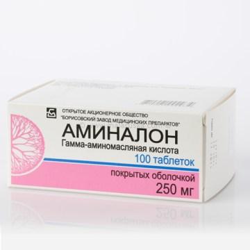 AMINALON 100 tableta Mala ruska apoteka