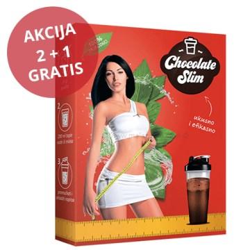 Chocolate Slim - Mešavina prirodnih sastojaka za mršavljenje