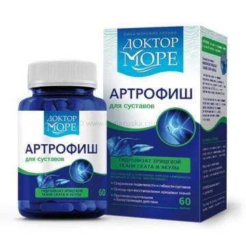 Doktor More - ARTROFIŠ