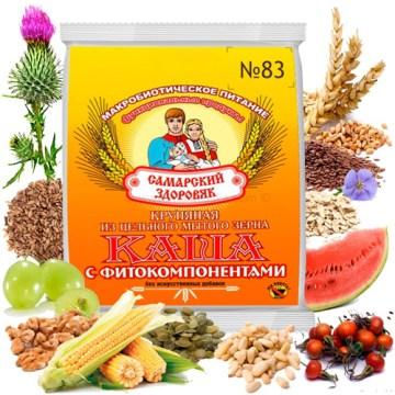 Premium pšenično-kukuruzna kaša sa ovsom (kaša br. 83)