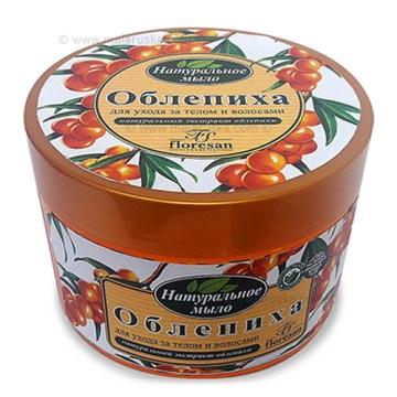 Prirodni šumski sapun OBLEPIHA (ulje pasjeg trna)