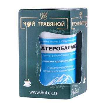 ATEROBALANS - Pomaže u regulisanju povišenog krvnog pritiska
