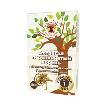 Sibirski čaj ASTRAGALUS (opnasti) koren