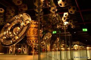 Bayern trophies, Bayern museum