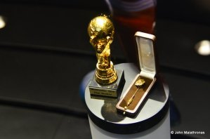 Breitner's 1974 World Cup trophy