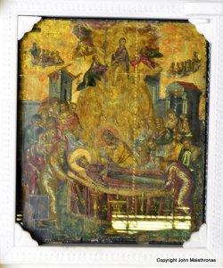 El Greco's Dormition of the Virgin