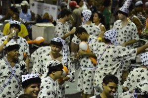 Blocos do carnaval Salvador Brazil