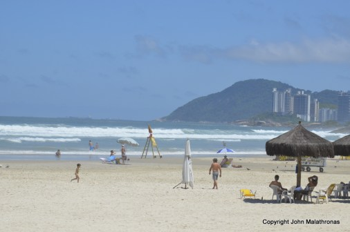 Family Beach, Guaruja